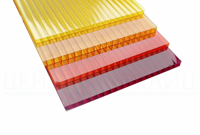 цена сотового поликарбоната 4 мм для теплиц